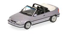 Opel Kadett Gsi Cabrio 1989 Silver 1:43 Model 400045930 MINICHAMPS