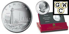 2005 Toronto Island Lighthouse $20 Silver .9999 Fine (11571)