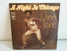 CHERRY LAINE A night in Chicago CBS 5678