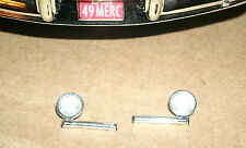Two 1/18 Scale Spotlight Appletons For Model Cars Search Lights Accessory Parts