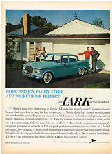 Vintage 1959 Magazine Ad For Studebaker Lark Built To Cut Driving Expenses