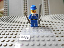 LEGO  VINTAGE   MINIFIG   OMINO  Western CAVALRY SOLDIER 6761 6762 6765 6769