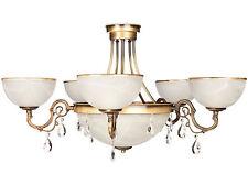 Plafoniera XXL Lampada da soffitto lampadario lampadario lampada a sospensione MODERN DESIGN l263