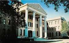 FORT WORTH TEXAS SOUTHWESTERN BAPTIST SEMINARY~FIRST BUILDING POSTCARD 1960s