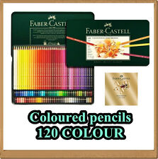 Buntstifte Faber-Castell POLYCHROMOS 120 COLOURS Coloured pencils 110011