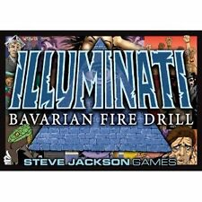 Illuminati Card Game -  Bavarian Fire Drill