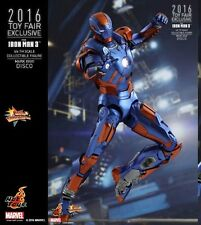Hot Toys MMS 371 Iron Man 3 Movie Mark 27 Disco Armor XXVII (Sealed Hot Shipper)