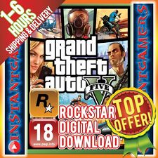 Grand theft auto v key pc code serial rockstar digital gta v gta 5 soldes d'été