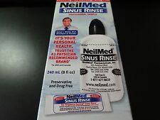 NeilMed Sinus Rinse Sample Starter Kit - Nice!