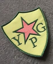 Toysoldier Syria YPG People's Protection Units Patch delta devgru crye lbt