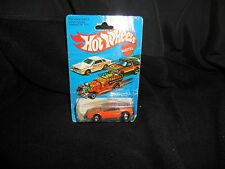 Hot Wheels 1981 Royal Flash Sealed on Card Card has wear