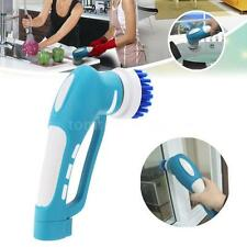 Cordless Electric Scrubber Kitchen Bathroom Handheld Power Cleaning Tool L6V2