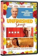 Unfinished Song [DVD Movie, Romance Comedy Drama, Region 1, 1-Disc] NEW
