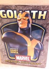 "Bowen Designs Marvel Goliath Mini-Bust 8.5"" Tall 0095/2500 Sculpt By Randy Bowen"