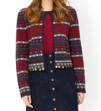 MONSOON Cleo Coin Cardigan BNWT