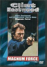 DVD ZONE 2--INSPECTEUR HARRY / MAGNUM FORCE--EASTWOOD/HOLBROOK/RYAN/SOUL/POST