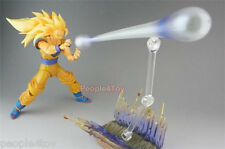 FIRE EFFECT S.H. FIGUARTS DRAGONBALL Z SON GOKU CELL GOHAN ANDORID FIGURE shf