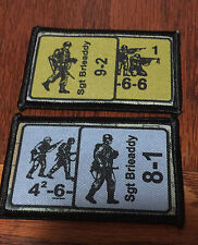 ASL Advanced Squad Leader PERSONALIZED SMC Counter Patch!