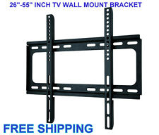 "Ultra Slim LCD LED TV Wall Mount Bracket Stand - 26"" 32"" 40'' 42"" 52"" 55''inch"