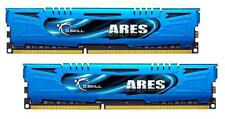 8GB G.Skill DDR3 PC3-19200 2400MHz Ares Series Low Profile CL11 Dual Channel kit