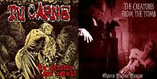 TU CARNE / THE CREATURES FROM THE TOMB -MCD- Split -
