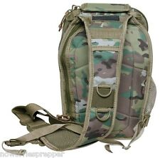 MULTICAM HYDRATION SLING - Tactical Survival Assault Pack EDC MOLLE Camel Pack