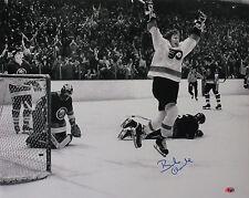Bobby Clarke Autographed Signed 16x20 Photo Philadelphia Flyers (JSA PSA Pass)