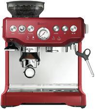 NEW Breville BES870CRN The Barista Espresso Coffee Machine