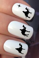 CHRISTMAS NAIL ART SET #769 WISE MEN NATIVITY WATER TRANSFERS DECALS STICKERS