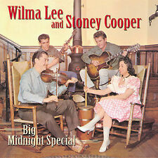 Big Midnight Special -Wilma Lee & Stoney Cooper (CD, 2007, 4 Discs, Bear Family