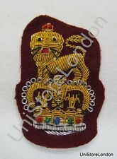 General Staff Officer  Beret Badge Maroon R1105