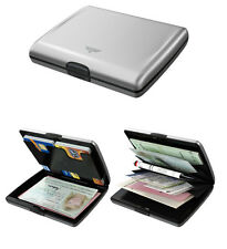 Aluminium Brieftasche TRU VIRTU Ray Papers & Cards Silver