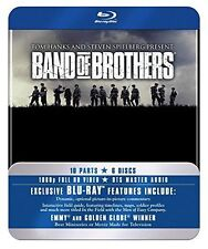 Band Of Brothers (Blu-ray, 2010, 6-Disc Set, Box Set)