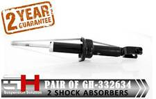 2 NEW FRONT GAS SHOCK ABSORBERS HONDA CIVIC VI COUPE 3,4 DOORS ///GH-332634///