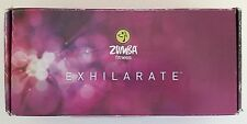 OFFICIAL ZUMBA EXHILARATE 5 DVD SET + TONING STICKS WORKOUTS 2012