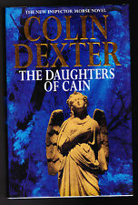 Colin Dexter - The Daughters of Cain - SIGNED 1st Ed 1994 in Jacket, Fine Copy