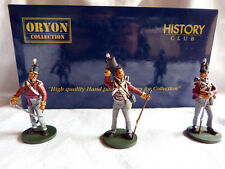 Soldat de plomb Oryon Ref 6028 - Inf. légère britannique  North Gloucestershire