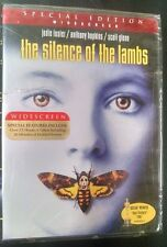 The Silence of the Lambs (DVD, 2001, Widescreen Edition)