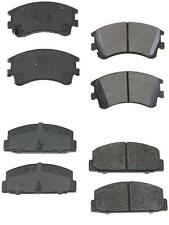 2003-2005 Mazda 6 CERAMIC Front & METALLIC Rear Brake Pads Set