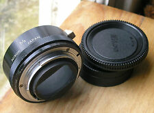 genuine Nikon M2 extension tube 27.75mm long