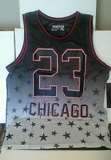 MEN'S BASKETBALL CHICAGO MASTERPIECE NWT  Tank Top Athletic Shirt Size: L