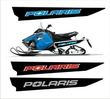 POLARIS 550 600 800 INDY SP LE 120 144 TUNNEL DECAL STICKER 13 2014 2015 2016 4