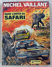 Michel Vaillant Dans l'Enfer du Safari E.O. 1975