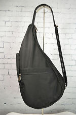 Ameribag Black Nylon Travel Bag / Handbag / Purse #2