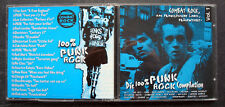 Combat Rock 100% Punk Rock Compilation (1996) Sect Charge 69 Outcasts Red Alert