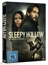 Sleepy Hollow - Die komplette Staffel 1 [4 DVDs](NEU&OVP)nach Washington Irving