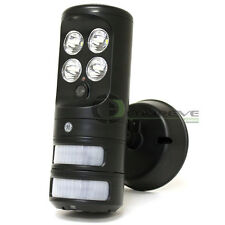 New GE Motion-Tracking LED Security Spotlight Smart Track Home Watch Detection