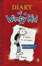 DIARY OF A WIMPY KID by JEFF KINNEY ~ A modern Childrens classic