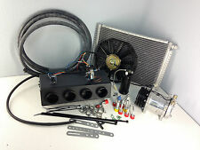 A/C KIT UNIVERSAL UNDERDASH EVAPORATOR COMPRESSOR 2A  AIR CONDITIONER 432-0 12V