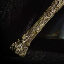Harry Potter Wand + Beautiful Mini Pocket Spellbook + Magic Spells Sheet! :)
